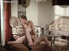 Lina Romay Martine Stedil - lezzie gigs  from Downtime Thumb
