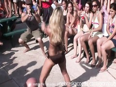 twerking on spring break swimsuit  party chicks Thumb