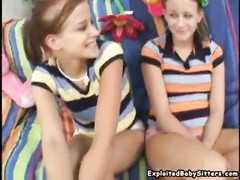 Exploited teen Babsitters - Milton Twins Thumb