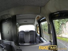 FakeTaxi young Czech blondie takes a good British pummeling Thumb