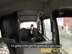 FakeTaxi woman pays with her mouth instead of her cash Thumb