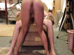 sexy! Dominican latina Goes hard on White sausage! Thumb