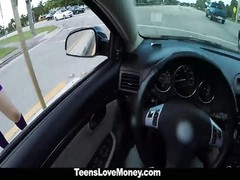 TeensLoveMoney - Fundraising Money For A Car Quickie! Thumb