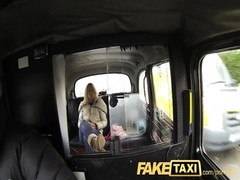 FakeTaxi hot yellow-haired looking for a freash modern schlong Thumb