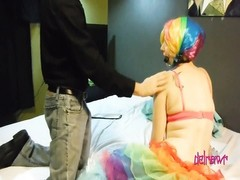 "Whore'r Stories ""Riding Rainbowdash"" Thumb"