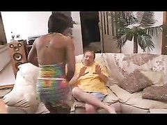 black Am wife Swap rf52 Thumb