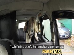 FakeTaxi Local dancer does anal for extra cash Thumb