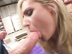 yellow-haired Ashley Long - Double anal invasion Thumb