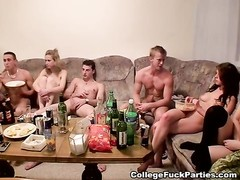 Students staged an orgy at the party Thumb
