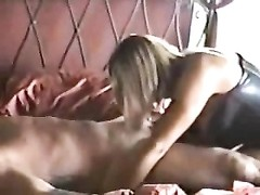 groaning Hotwife with her white bulls Thumb