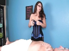 manstick rubdown  PunishmentCock massage Punishmen Thumb