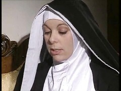 shy Nun gets her bootie fucked and face spermed Thumb
