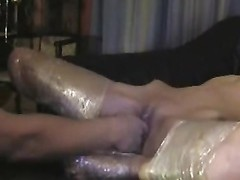 Homemade fake penis masturbation 110 Thumb