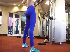 Wow, fitness model hot bootie 2! Thumb