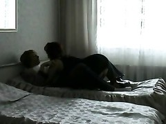 horny Cheating Married wife nailing her younger lover-1 Thumb