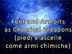 Feet and Armpits Are Chemical Weapons Thumb