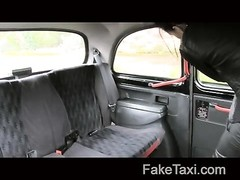 FakeTaxi - I jizz in her booty in the attend of my taxi Thumb