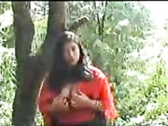 Avijit Kumar and Sharmi Bengali outdoor boob disclose gargle Thumb