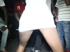 Twerk Contest Gets Real Thumb