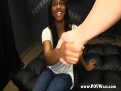 POV Wars Black girl fucked by white guy number 5 Thumb