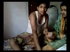 Indian  video sex of horny girl with cousin Thumb