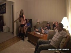 Lap Dance Orgy - Part 1 Thumb