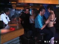 French orgy in a swingers club Thumb