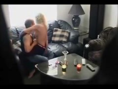 Cheating wife on real hidden cam Thumb