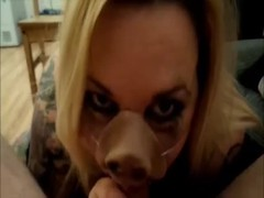 Filthybritishmeat pig nose blowjob sucking samcocks dick Thumb