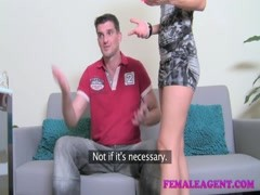 FemaleAgent HD Ready, willing and able Thumb