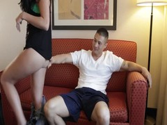 Asian Guy Fucks Creampies White Girl-Asian Male Porn AMWF Thumb