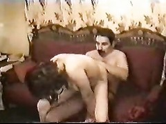 Homemade movie with furry stud plowing hoe Thumb