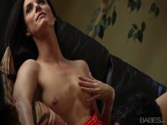 Sensual sex with beautiful MILF India Summer Thumb