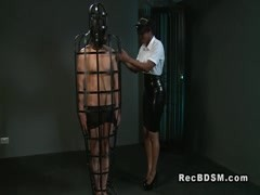 Ebony mistress interracial femdom bdsm ethnic Thumb