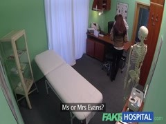 FakeHospital teen woman with killer body caught on cam Thumb