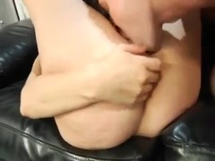 Big ass girl craves the anal sex action Thumb