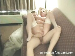 Wedding night xxx  hookup with huge-titted bride Thumb