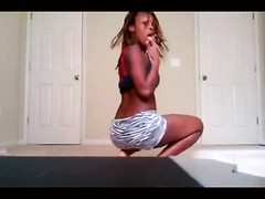 epic ebony teenage  Dance & Stripp Thumb