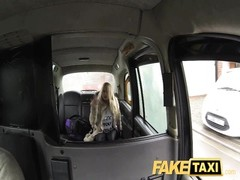 FakeTaxi Local dancer does ass-fuck  4 extra cash Thumb