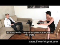 FemaleAgent - MILF agent loves strippers cock Thumb
