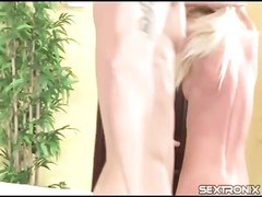 blonde tramp with a tight body poked  in her box Thumb