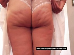 The British Upskirt Panty Pervert visits Rose again Thumb