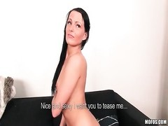 naked doll  taunts  her assets  on camera Thumb