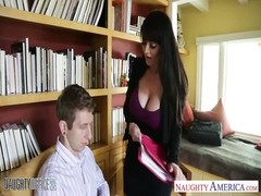 insane  office stunner Sophie Dee plow Thumb