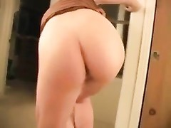 jeans striptease and solo assfuck dildo hookup Thumb