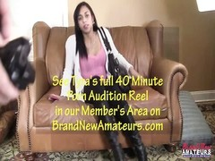 BrandNewAmateurs Multiracial high Tyra quickie movie  preview Thumb
