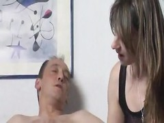 little titty amateur likes older fellow prick Thumb
