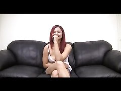 Casting session with a promiscuous new redhead Thumb