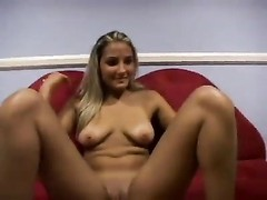 worthy time joy  for a youthful blonde stunner Thumb