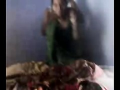 Desi aunty poked  with hubbys pal Thumb
